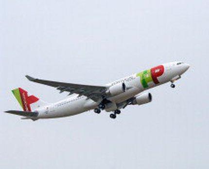 Tap também opera voos entre Porto Alegre e Lisboa, em Portugal (AirbusDivulgação/P. Masclet)