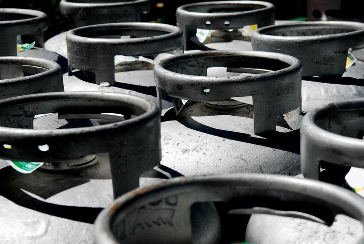 Petrobras reajusta em 4,5% o preço do gás de cozinha