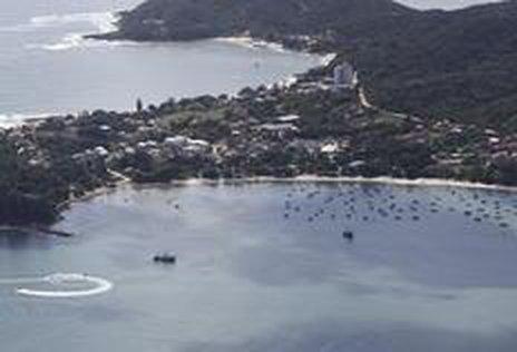 Penha possui um dos melhores pontos do Estado para voos de parapente (Agencia RBS/Patrick Rodrigues)