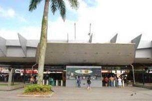 Treminal Central de ônibus em Joinville (Agencia RBS/Salmo Duarte)