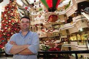 Carlos Pamplona Junior, gerente em Florianópolis, afirma que o profissional de marketing é bastante valorizado no mercado atual (Agencia RBS/Flávio Neves)