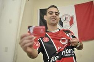 Willian Patrick da Maia vai acompanhar a partida (Agencia RBS/Leo Munhoz)
