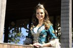 Rainha Roberta Veber Toscan sorri ao lembrar de tudo que passou como soberana (Agencia RBS/Porthus Junior)