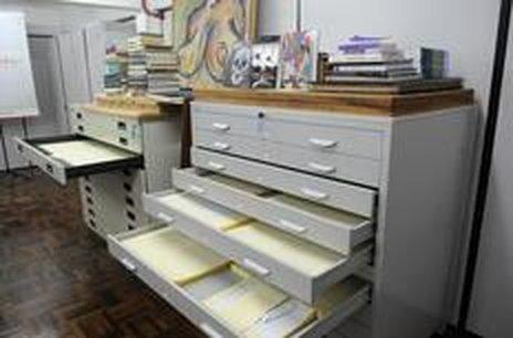 O acervo do artista tem quase 5 mil trabalhos (Agencia RBS/Salmo Duarte)
