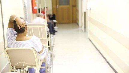 Hospital de Clínicas ficou quatro horas sem luz, sem obter previsão de retorno (Reprodução/Reprodução)
