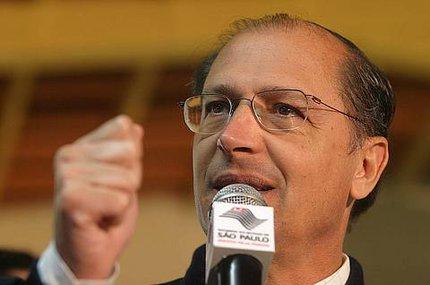 Geraldo Alckmin (PSDB) foi eleito governador de São Paulo em 2010 e reeleito em 2014 (GOVSP/Divulgação)