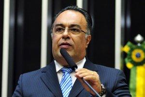André Vargas está preso desde abril de 2015 por envolvimento em esquema de pagamento de propinas (Agência Câmara/Luis Macedo)
