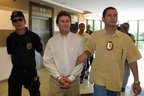 Réu da Operação Lava jato, o doleiro está preso desde março na carceragem da PF, na capital paranaense (Agência de Notícias G/AE/Aniele Nascimento)