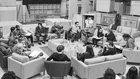 Elenco de Star Wars: Episódio VII reunido (Reprodução/Facebook)