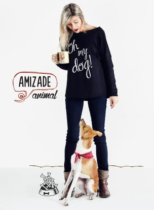 (Ana Carolina e Manoela Trava Dutra/Cão em Quadrinhos)