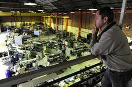 Spieweck investiu para ampliar produção, mas pedidos não apareceram no mesmo volume (Agencia RBS/Ronaldo Bernardi)