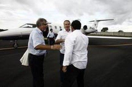 Utilização do avião que caiu no dia 13 será investigada pelo TSE (Agência A Tarde/Luiz Tito)