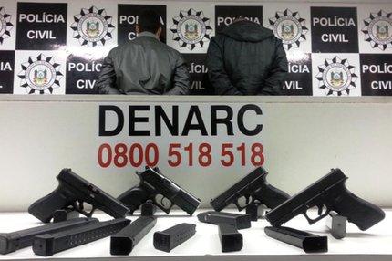(Polícia Civil/Divulgação)