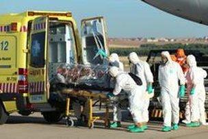 Nigéria teve 20 casos confirmados e oito mortes em função da doença (AFP/Inaki Gomez)