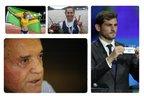(FABRICE COFFRINI / AFP, Divulgação / Clube Aldo Luz, Uefa, Caio Marcelo / Agencia RBS/Montagem sobre foto)
