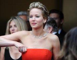 Jennifer Lawrence, atriz vencedora do Oscar em 2013, foi uma das vítimas (Robyn BECK/0)