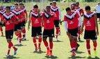 Time treinou na manhã de segunda, no CT do Morro do Meio, antes de viajar a São Paulo (Agencia RBS/Salmo Duarte)