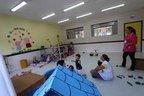 Novas creches devem ser inauguradas pela Prefeitura neste ano (Divulgação/Francisco Junkes,PMJS)