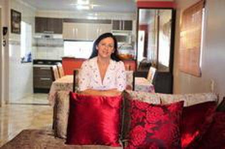 Roseli Lazarotto de Mello tinha o terreno, mas faltava dinheiro para começar a erguer a moradia (Agencia RBS/Sirli Freitas)