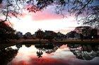 Em Porto Alegre, a terça-feira amanheceu colorida e com mínima de 14ºC (Agencia RBS/Carlos Macedo)