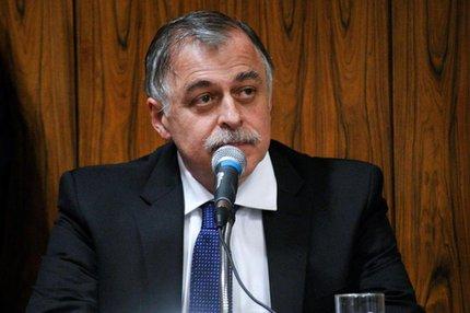 Paulo Roberto Costa, ex-diretor da Petrobras, admitiu ter recebido R$ 100 mil por mês como suborno durante três anos (Divulgação/Geraldo Magela,Agência Senado)