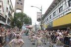 Altura das saias das meninas são o centro da polêmica (Agencia RBS/Patrick Rodrigues)