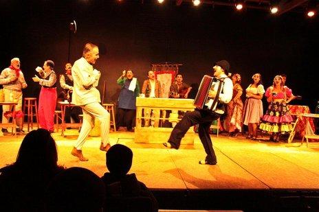 Grupo de Teatro Miseri Coloni é uma das atrações (divulgação/Tatieli Sperry Monteiro)