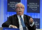 Christophe de Margerie tinha 63 anos (na foto, em evento do Fórum Econômico Mundial, em Davos, na Suíça, no começo do ano) (AFP/Eric Piermont)