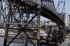 Obras emergenciais devem ocorrer antes da ponte ser restaurada (Agencia RBS/Guto Kuerten)