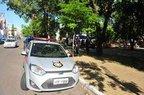 Serviços como o patrulhamento em praças podem ser prejudicados (Agencia RBS/Claudio Vaz)