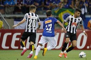 Lucas Lima (20) e Gabriel devem jogar contra o Inter (VIPCOMM,divulgação/Washington Alves)