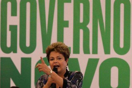 A presidente afastada, Dilma Rousseff (Agencia RBS/Alvarélio Kurossu)