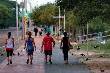 Semana que passou foi quente em Porto Alegre (Agencia RBS/Carlos Macedo)