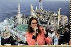 Graça Foster teria sido alertada em 2009, quando era diretora de Gás e Energia, da escalada de preços em obra de refinaria (Divulgação/AGÊNCIA PETROBRAS)