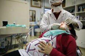 Tratamento odontológico durante a gestação não prejudica o feto (Agencia RBS/Mateus Bruxel)