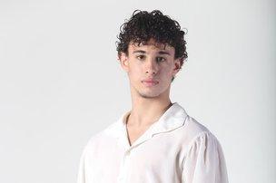 Lucas Leonardó, de Joinville, é um dos selecionados (Divulgação/Chico Maurente)