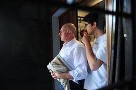 Marcos e Rodrigo Schoene ganharam liberdade após serem denunciados (Agencia RBS/Pena Filho)