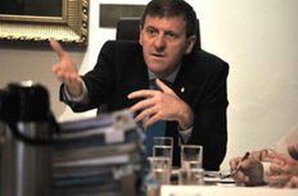 A pouco mais de um mês de entregar o cargo, Sossella encerrará a sua administração envolvido em polêmicas (Divulgação/Marcos Eifler,ALRS,Divulgação)