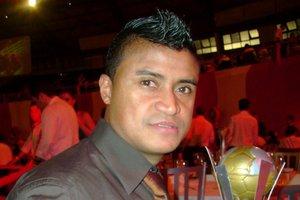 Gabiru fez o gol do título mundial do Inter em 2006, sobre o Barcelona (Agencia RBS/Nauro Júnior)