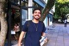 David Oliveira, 24 anos, vem de Minas Gerais para estudar Agronomia na federal gaúcha (Agência RBS/Mauricio Tonetto)
