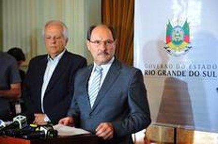 Sartori deverá propor cota de sacrifício aos demais poderes e pedirá socorro ao governo federal (Palácio Piratini/Divulgação/Luiz Chaves)