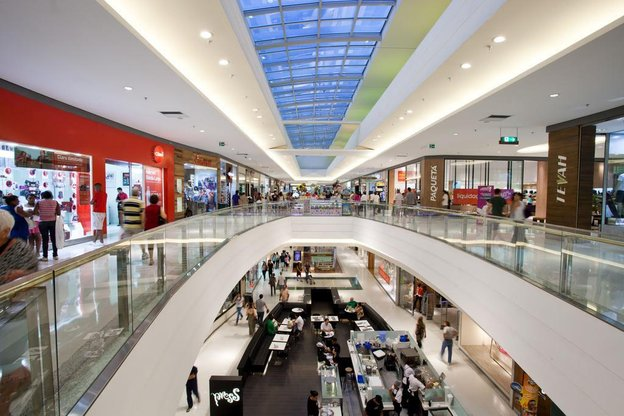 Shoppings só terão horário diferenciado na quinta-feira (Divulgação/Dario Zalis)