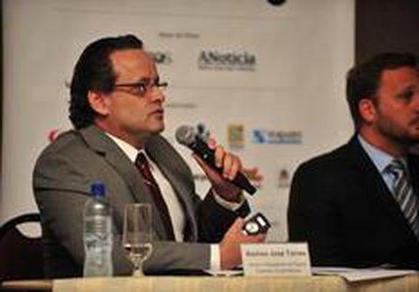 Alonso Torres, presidente da empresa responsável pela organização do evento, apresentou as novidades da edição deste ano nesta quinta-feira (Agencia RBS/Bia Bittelbrunn)