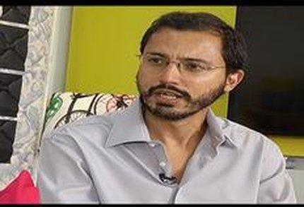 Maurício Santoro, cientista político vinculado à Anistia Interncional (Reprodução/Canal Futura)