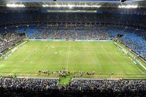 Balanço fiscal do Grêmio aponta custo de R$ 9,2 milhões ao clube com operação da Arena (Agencia RBS/Ricardo Duarte)