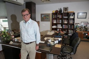 Gallo chegou à empresa em 1991 (Agencia RBS/Lauro Alves)