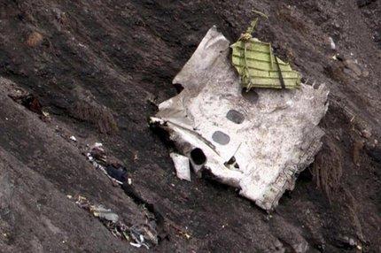 Aeronave caiu nos alpes franceses no dia 24 de março com 150 pessoas a bordo (GRIPMEDIA/AFPTV/1)