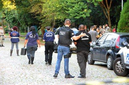 Crime ocorreu no Jardim Planalto (Agencia RBS/Luiz Armando Vaz)