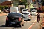 As comunidades pedem mais ciclofaixas em toda a cidade (Agencia RBS/Maykon Lammerhirt)