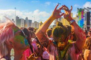 Evento recebeu mais de 10 mil pessoas na Beira-Mar de São José no ano passado (Agência RBS/Marco Favero)